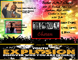 Bethel AME Youth Explosion